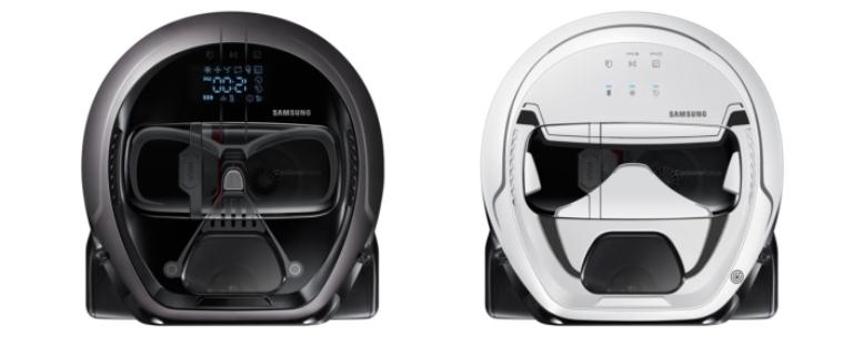 Samsung Kreasikan Mesin Penyedot Debu Darth Vader dan Stormtrooper