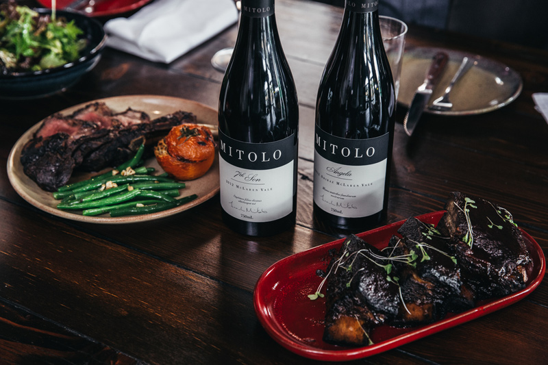 Mitolo, Wine Australia Rasa Italia