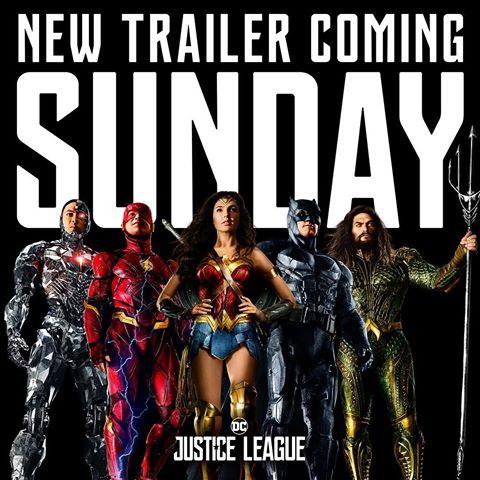 Film Justice League Merilis Trailer Terbarunya