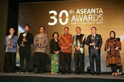 Indonesia Raih Prestasi di Ajang ASEANTA Awards for Excellence 2017