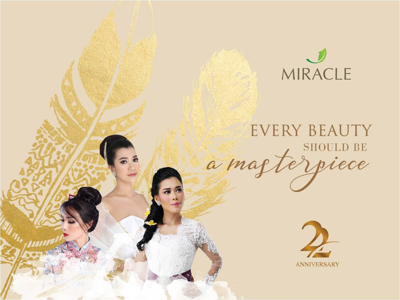 "Miracle Clinic Mempersembahkan Kampanye Terbarunya: ""Every Beauty Should Be A Masterpiece"""