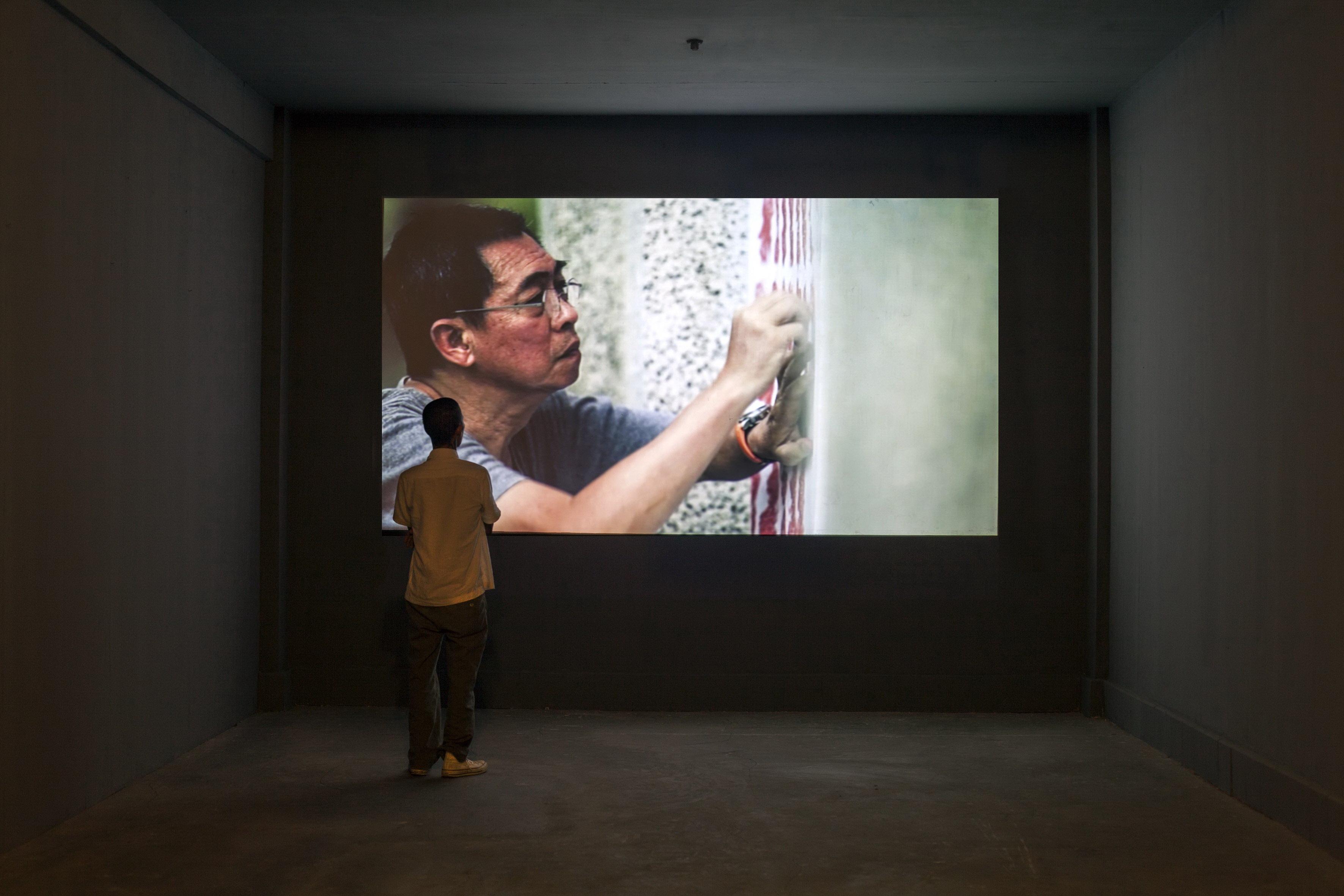 F.X. Harsono yang Berjuang untuk Kemanusiaan Melalui Seni