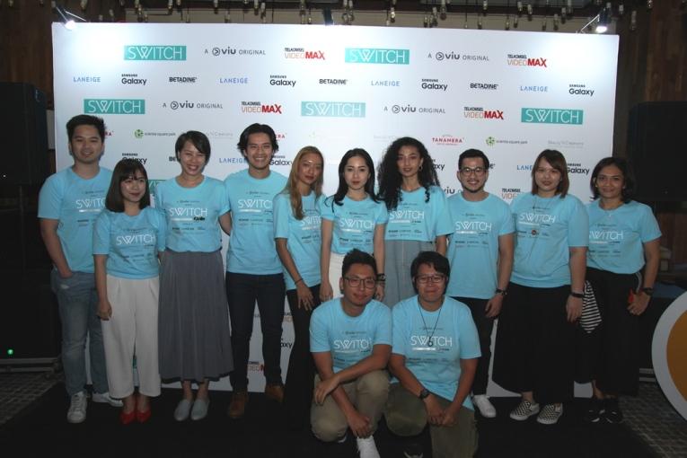 Viu Produksi Serial Orisinil Indonesia Bertajuk SWITCH