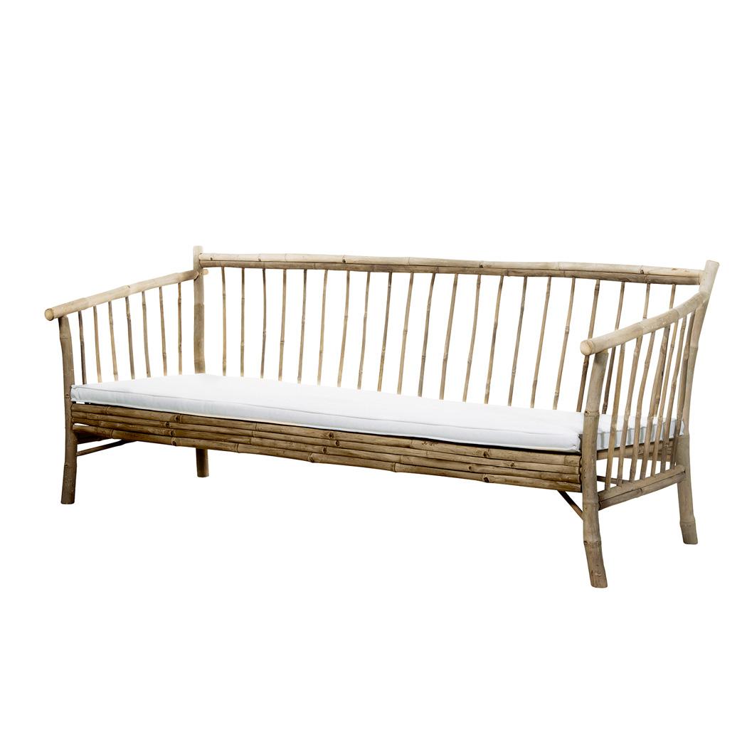 9 Pilihan Furnitur dari Bambu