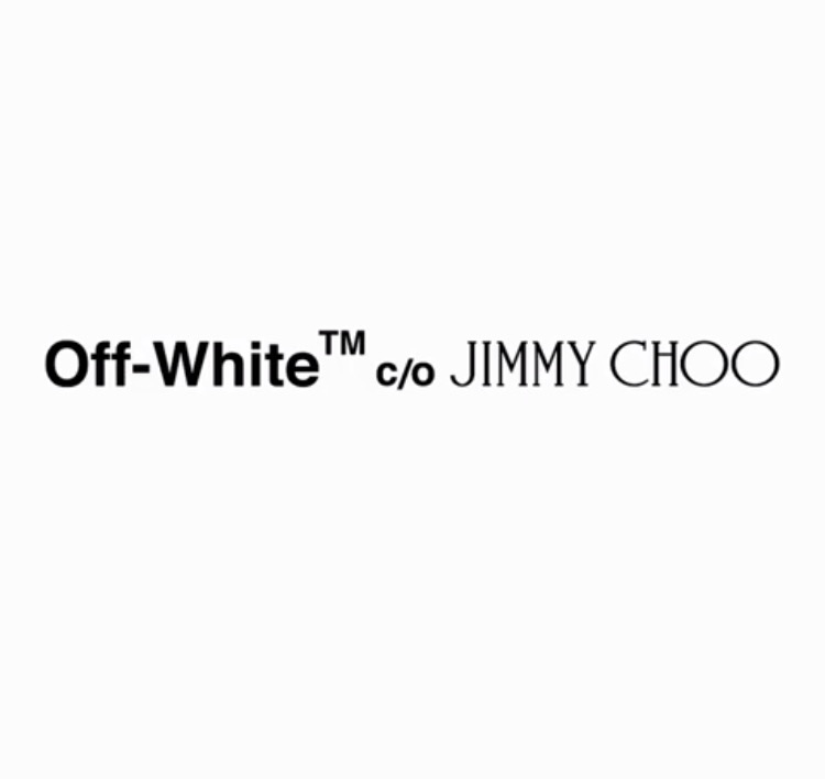 Jimmy Choo Mengumukan Kolaborasi Dengan Off – White