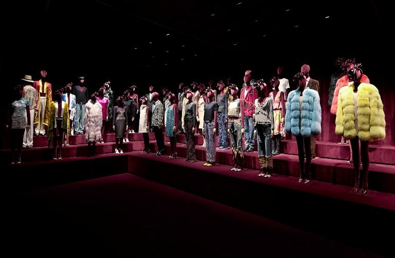 Rumah Mode Gucci Persembahkan Ruangan Istimewa Bagi Tom Ford di Gucci Museo Florence