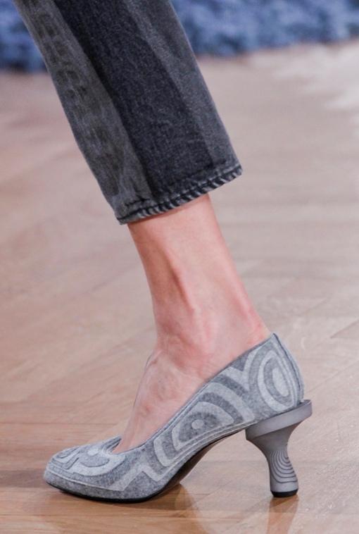 Simak Kreativitas Para Desainer dalam Bentuk Tumit Sepatu yang Unik