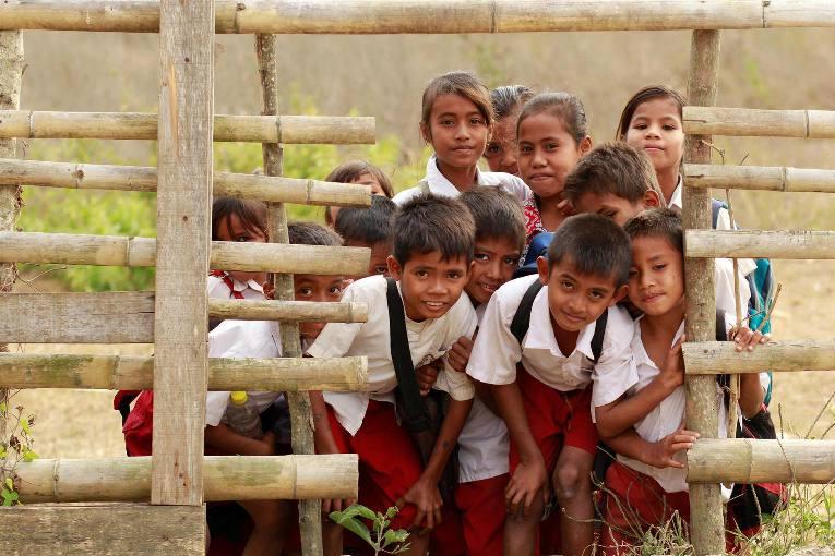 Upaya Happy Hearts Indonesia Bawa Angin Perubahan Nusa Tenggara Timur