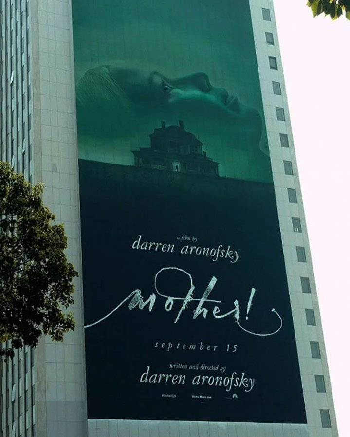 "Kontroversi Film ""mother!"" yang Dibintangi oleh Jennifer Lawrence"