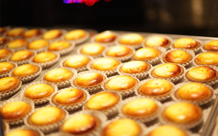 BAKE Cheese Tart Membuka Gerai Pertamanya di Indonesia