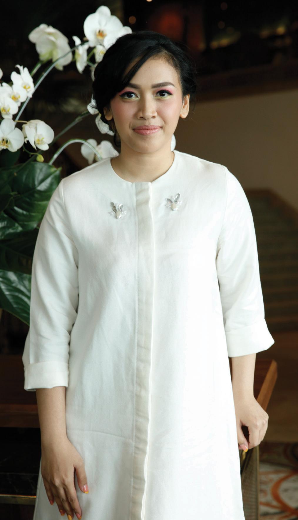Dampak Indonesia Fashion Forward bagi Karier Desainer Anindita Siswandi