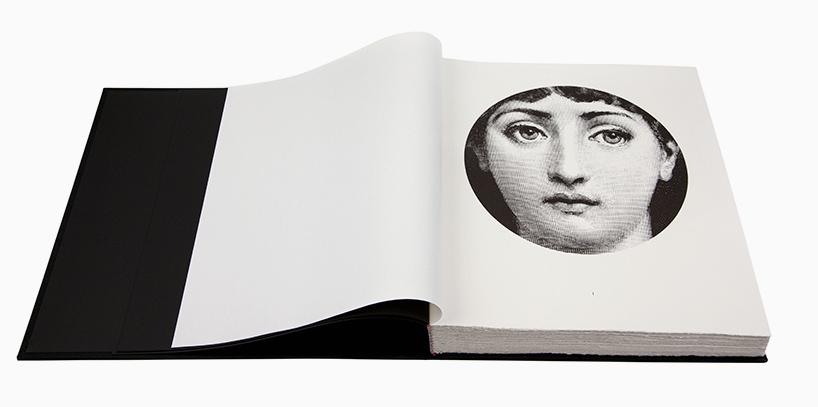 Karya Ikonis Piero Fornasetti yang Diabadikan Dalam Buku 'tema e Variazoni '