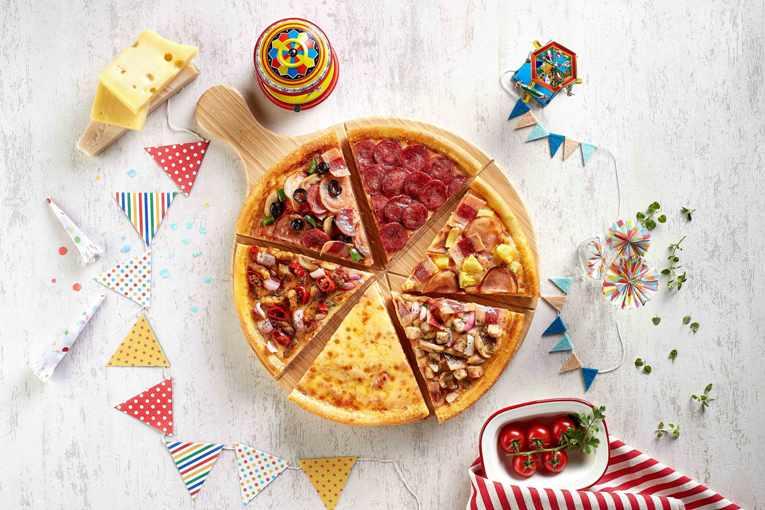 Pezzo Pizza Singapura Kini Membuka Kedai terbarunya di Kuningan City