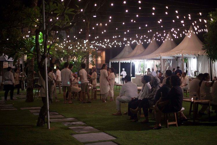 Rayakan Pesta Di Pulau Dewata dengan Al's Catering
