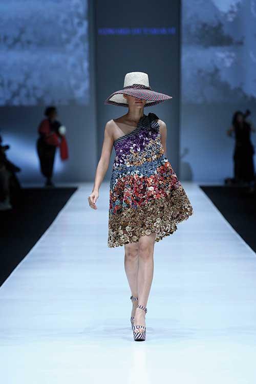 Persembahan 10 Tahun Jakarta Fashion Week