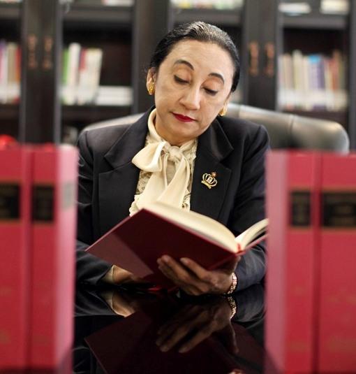 Peran Maria Farida Indrati Sebagai Hakim Mahkamah Konstitusi