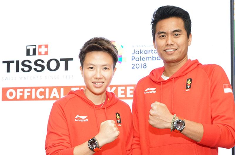 Mengulas Kisah Kerjasama Tissot dengan Asian Games Selama 20 Tahun