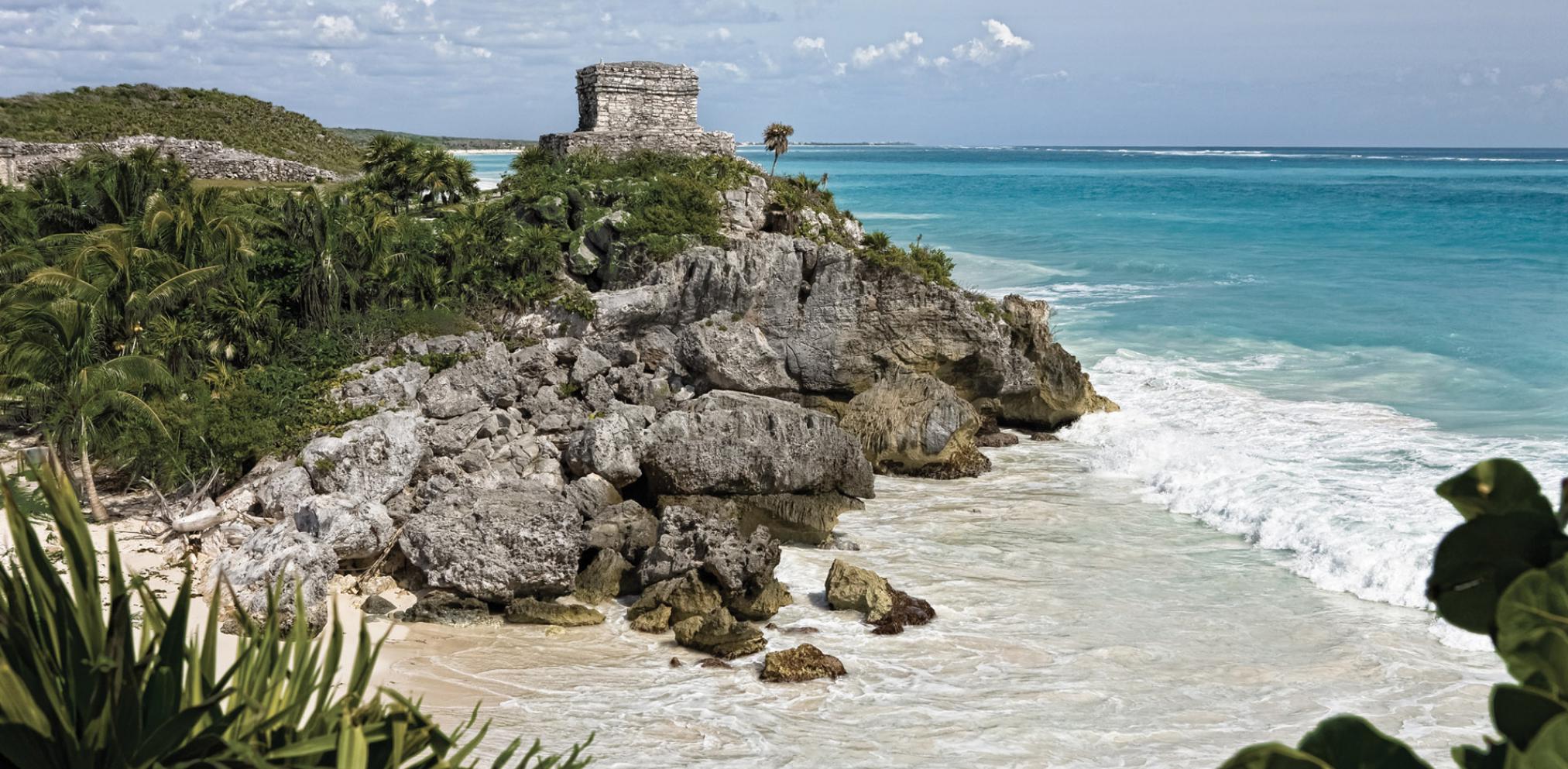 Kejutan Mengagumkan dari Riviera Maya, Mexico