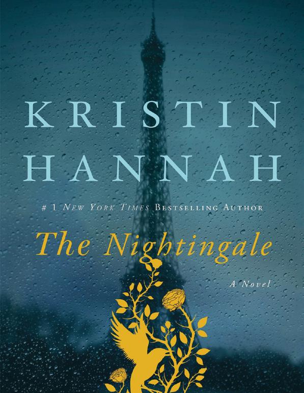 Buku Bulan Ini: The Nightingale oleh Kristin Hannah