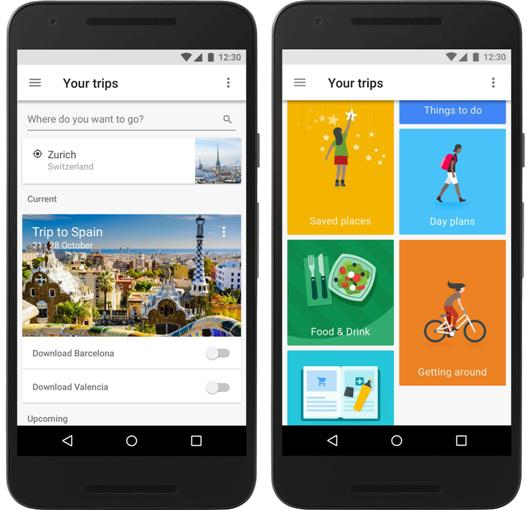 Rancang Program Travelling Anda bersama Google Trips