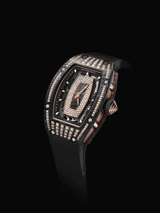 RM 07-01 Sebuah Jam Tangan yang Dirancang Khusus untuk Wanita Tangguh