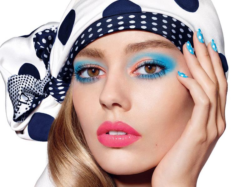 Koleksi Dior Makeup Terbaru: Milky Dots