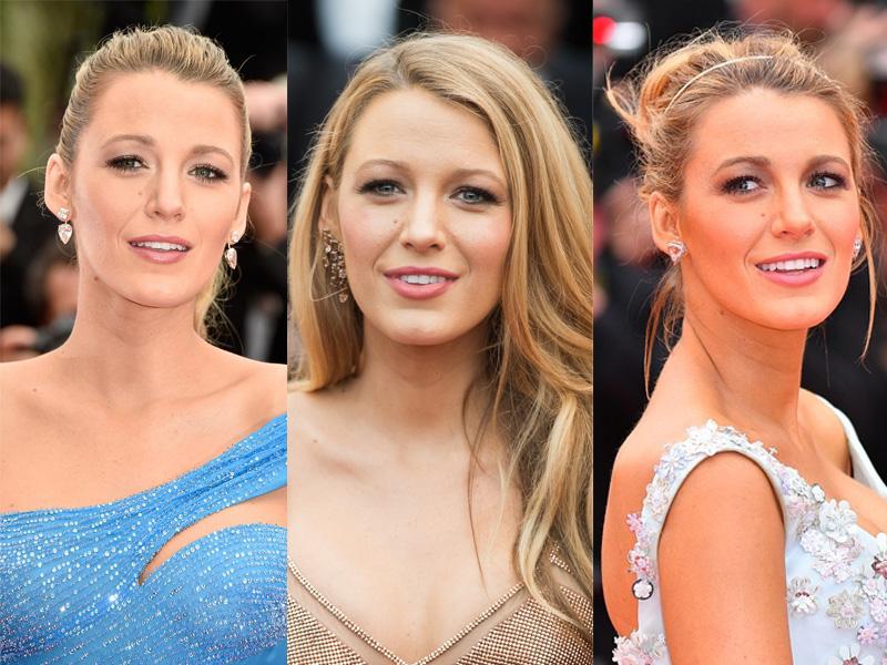 5 Gaya Rambut Terbaik Blake Lively Selama Ajang Cannes Film Festival 2016
