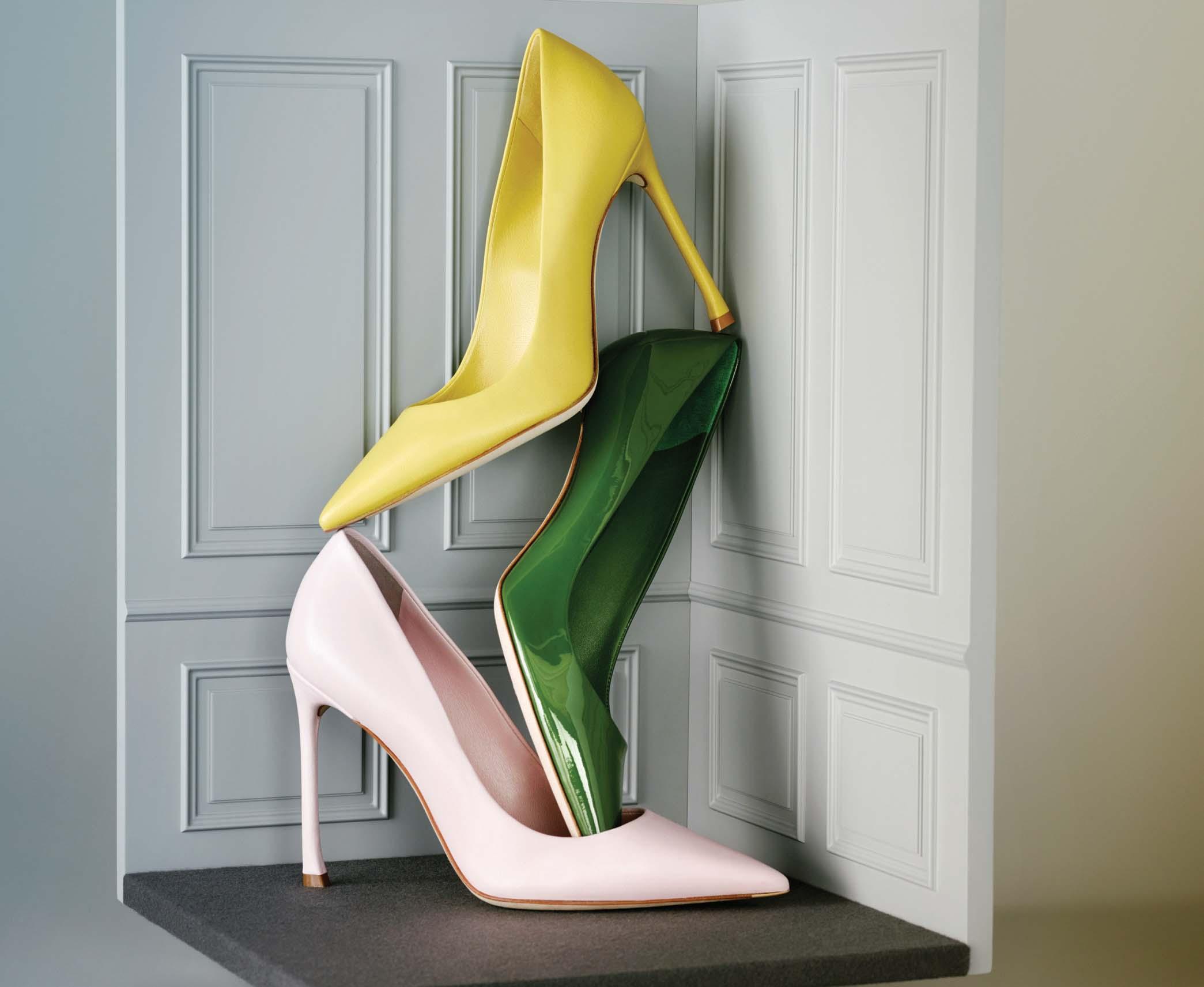 5 Alasan Anda Harus Memiliki Heels Dioressence Lansiran Dior