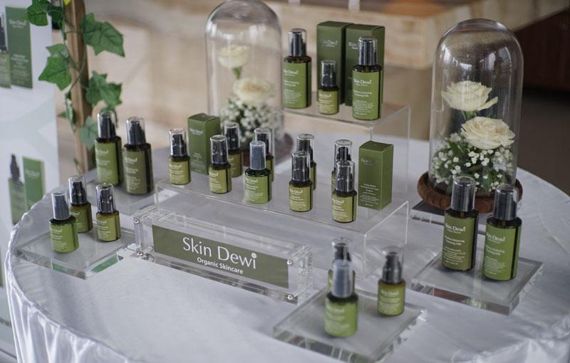 Menggunakan Bahan Organik, Produk Skin Dewi Hadir Dengan Konsep Baru