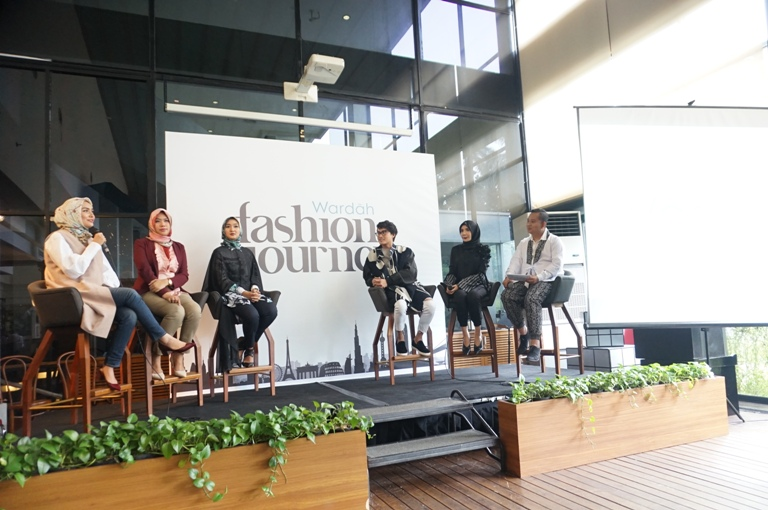 Wardah Fashion Journey, Bentuk Dukungan Wardah kepada Industri Mode Tanah Air
