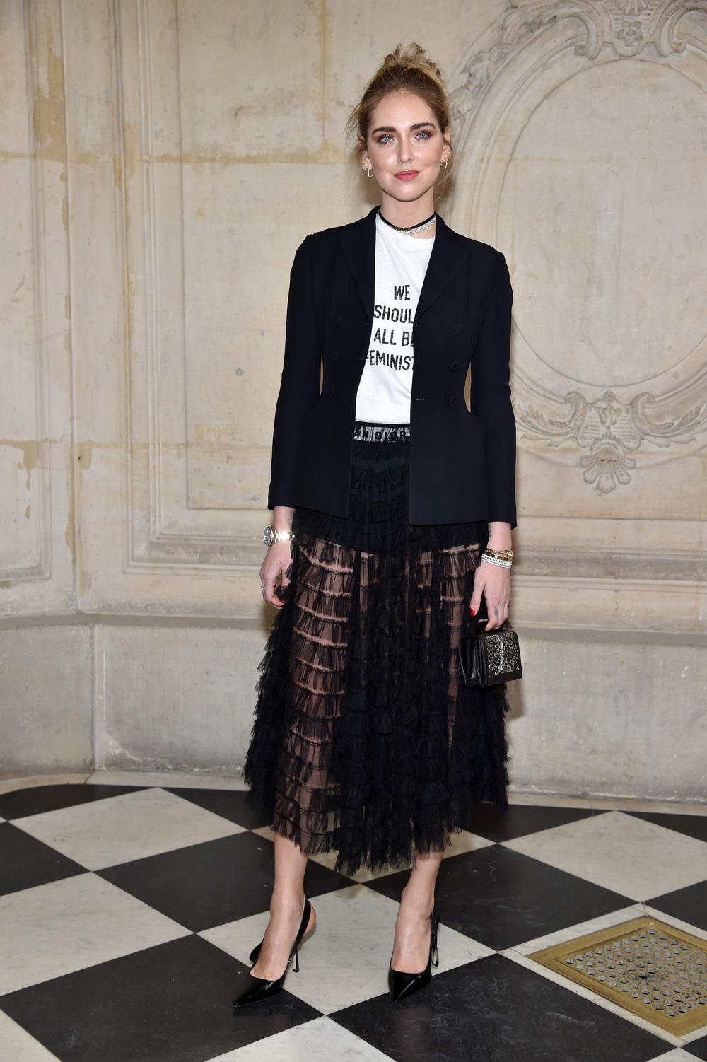Ini Dia Gaya Para Selebritas Kala Menghadiri Gelaran Mode Adibusana Dior