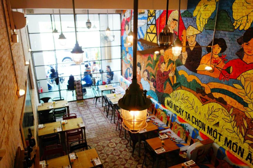 3 Restoran di Ho Chi Minh yang Menjanjikan Pengalaman Bersantap Tak BIasa