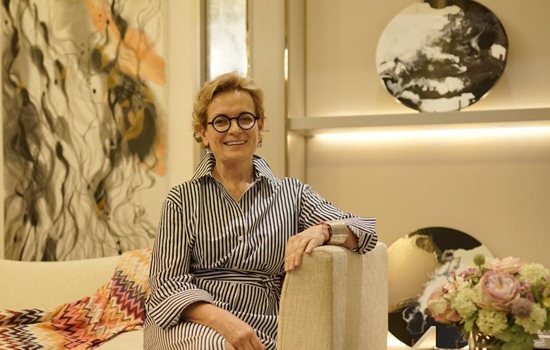Persembahan Alexandra Champalimaud Untuk St Regis Jakarta