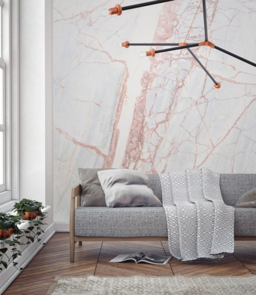 Elegansi Marble Keluaran Murals Wallpaper