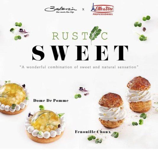 Bakerzin Luncurkan Menu Terbaru Bertajuk Rustic Sweet