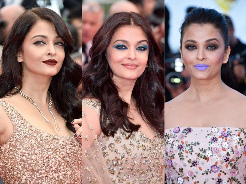 3 Rias Wajah Berani Aishwarya Rai Selama Ajang Cannes Film Festival 2016