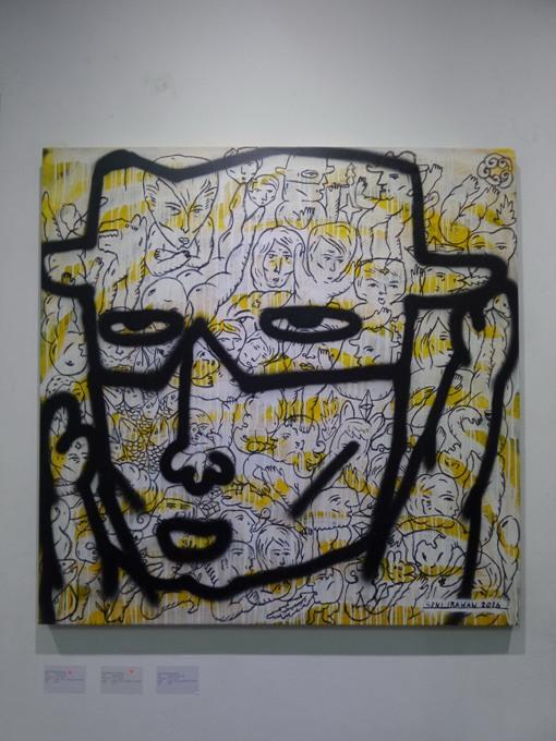 """Institut Francaise Indonesia dan D Gallerie Mempersembahkan """"Off The Wall"""": Pameran Seni Graffiti"""
