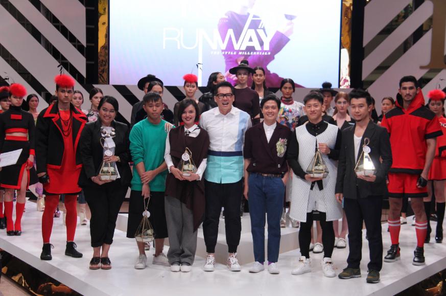 Runway Hits Berisi 5 Desainer Asia Tenggara Tutup Gelaran Fashion Nation 2016