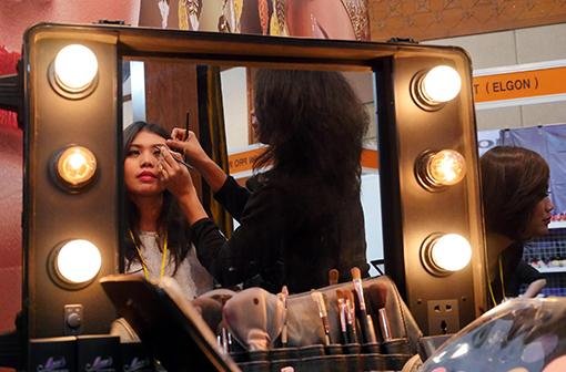 Beauty Professional 2016 Hadirkan Pesona Indonesia di Bidang Industri Kecantikan