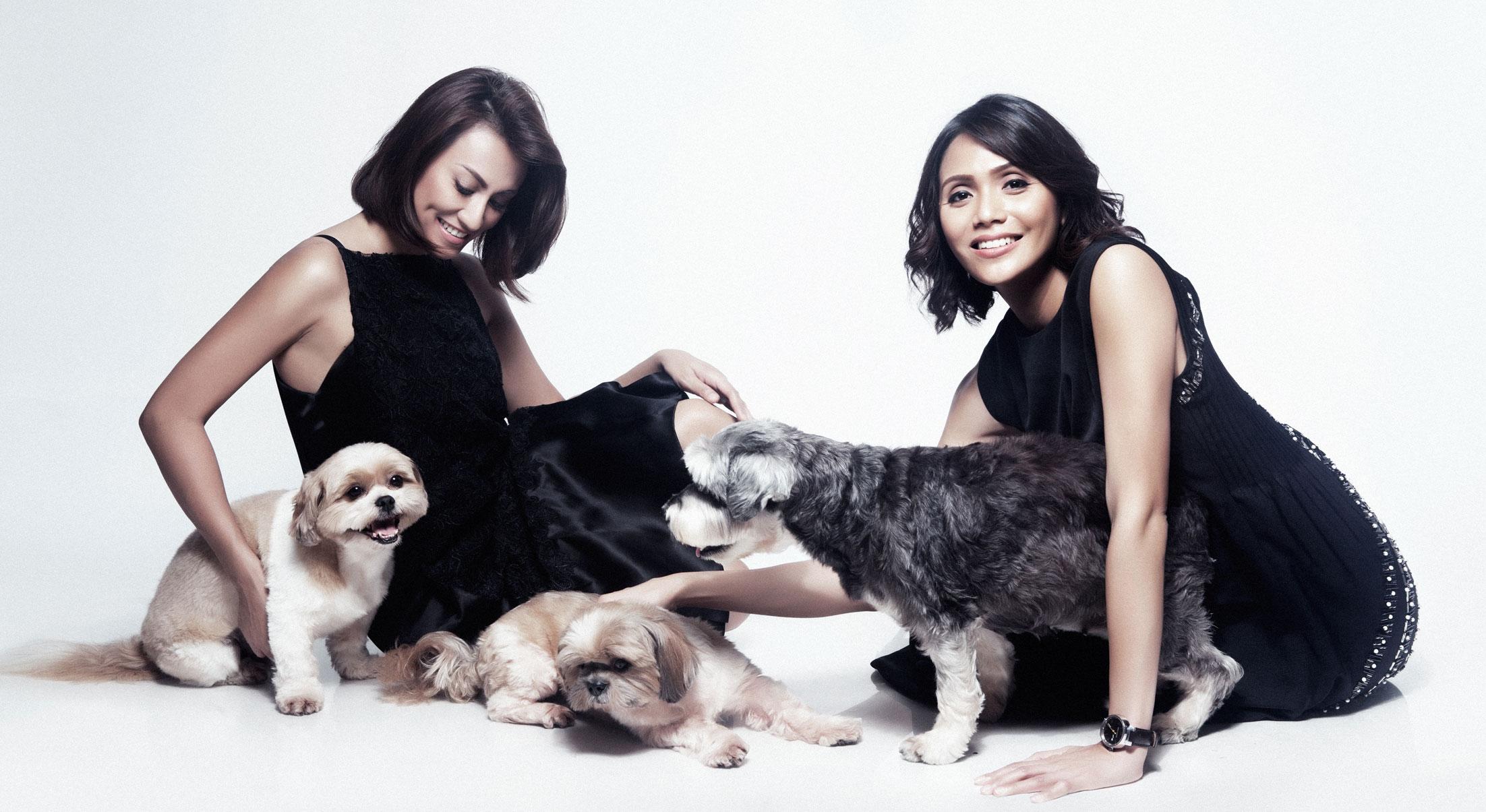 Ini 5 Hal Tentang Persahabatan Pecinta Binatang Davina Veronica & Andini Effendi