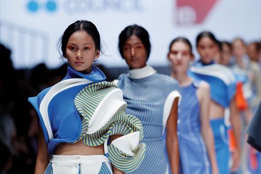 Fashion Futures, Peragaan Busana persembahan British Council di JFW 2017