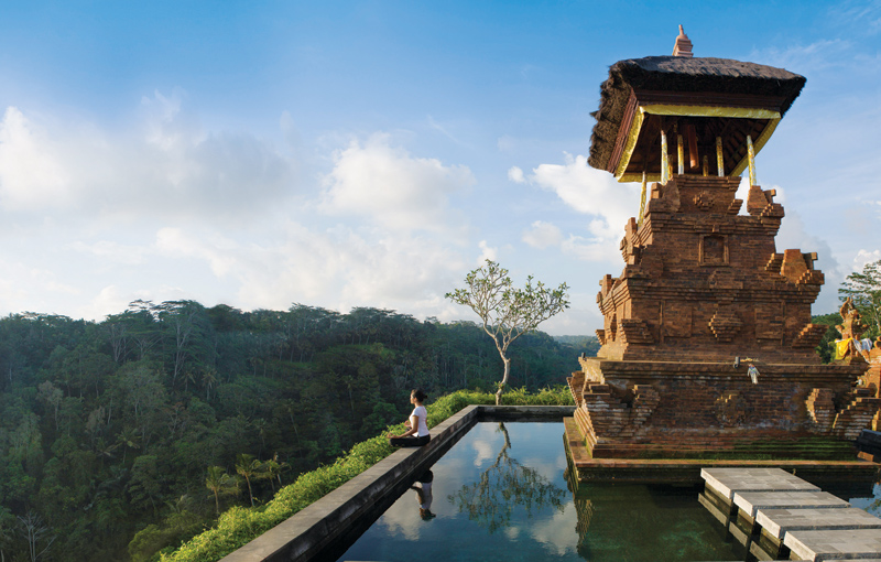 Melepas Penat Bersama Mandapa Resort di Ubud