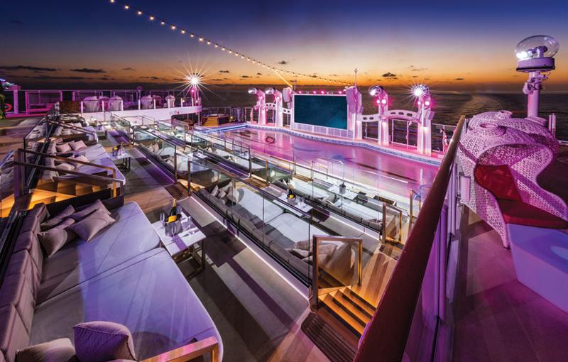 Mengarungi Laut Di Atas Kapal Mewah Bersama Genting Dream Cruise