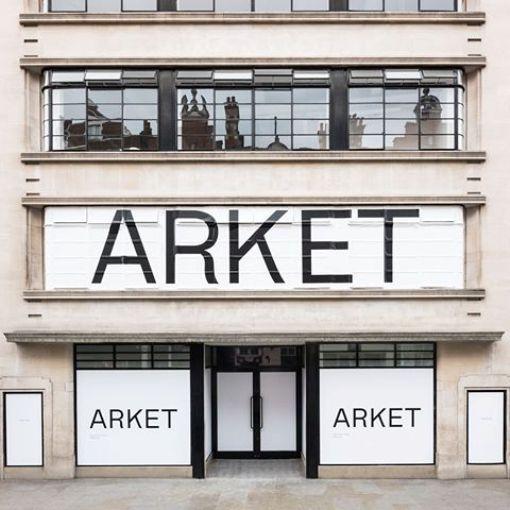 Arket dari H&M Group Membuka Toko Flagship Perdananya di London