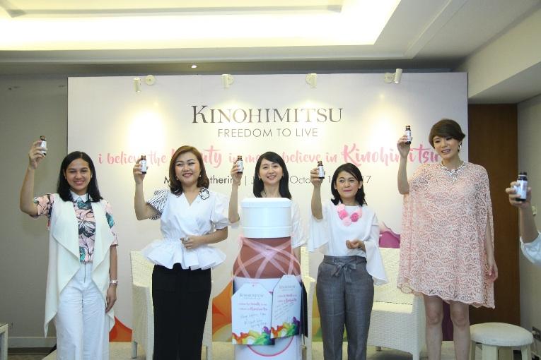 Merawat Kulit dan Memperlambat Penuaan Dini dengan Kinohimitsu J'Pan Collagen Diamond  Drink