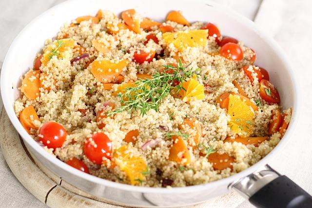 Quinoa, Pilihan Sehat Pengganti Nasi