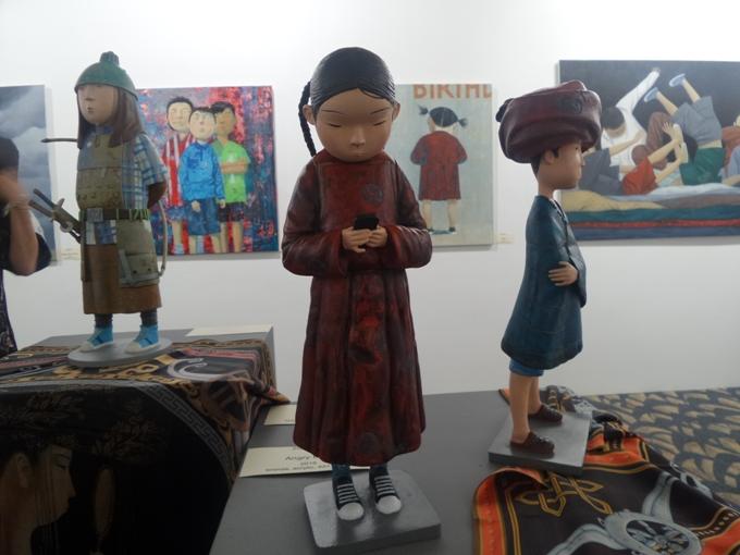 Ratusan Seniman Indonesia dan Mancanegara Ramaikan Pasar Seni Art Stage