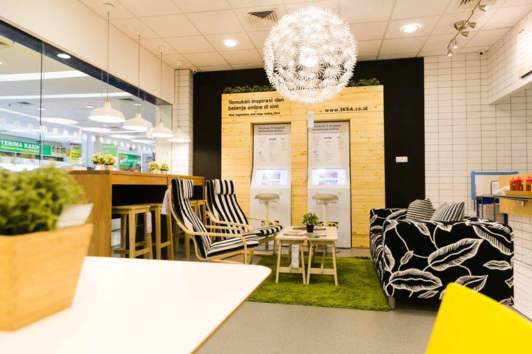 IKEA Online Point Hadir di Bintaro