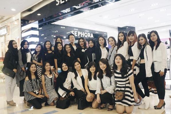 Sephora Indonesia Membuka Store Keenam di Central Park