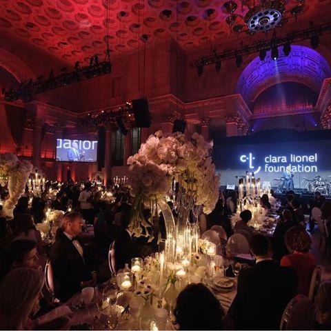 Kontribusi Rihanna untuk Pendidikan dan Kesehatan Melalui Clara Lionel Foundation Diamond Ball